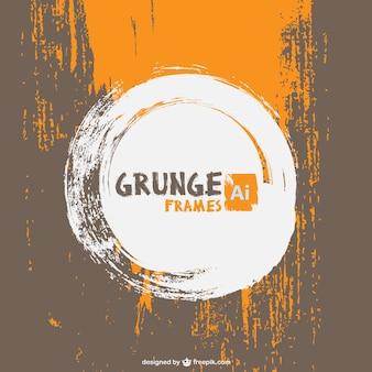 Libre grunge fond de peinture