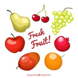 Fruit frais!