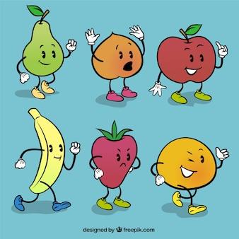 Fruits Cartoon
