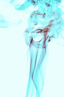 Fumer débit élégante