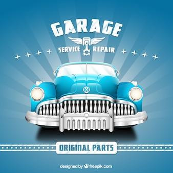 Garage affiche