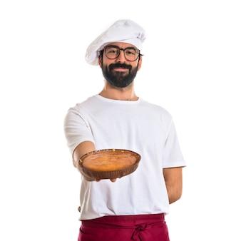 Gâteau au chef