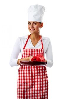Gourmet ustensile maison à la recherche culinaire