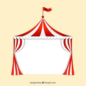 Grand cirque top