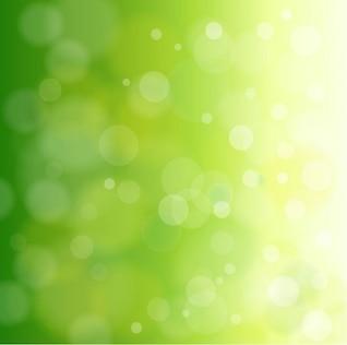 Graphiques vecteur de fond vert naturel