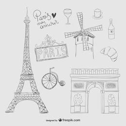 Gribouillis Paris