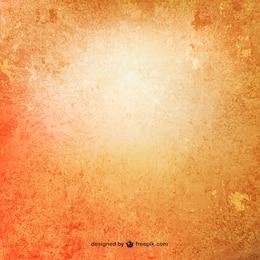 Grunge texture dans des tons chauds