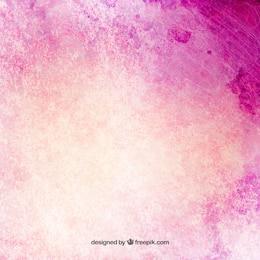 Grunge texture rose