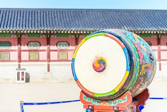 Gyeongbokgung Palais