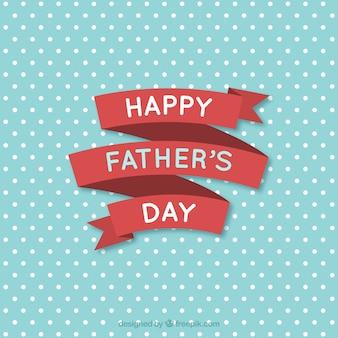 Journée libre le graphique de père heureux