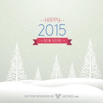 Bonne cartes de Nouvel An