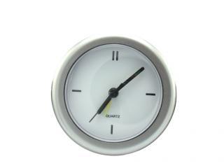 Horloge à quartz, rappel