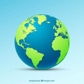 Icône de globe