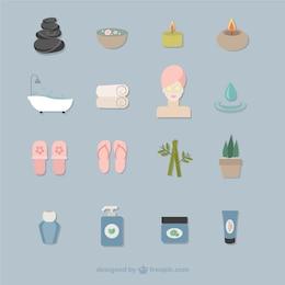 icônes de Spa
