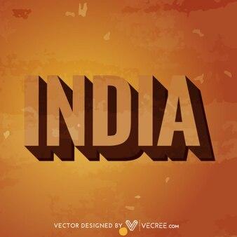 Inde fond