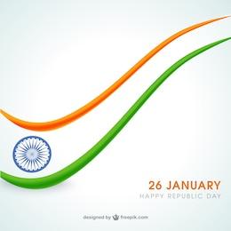 Inde République Jour