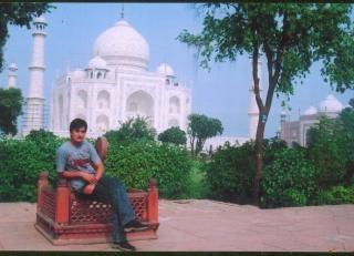 Inde Tajmahal, l'Inde