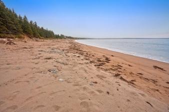 Ingonish Beach hdr