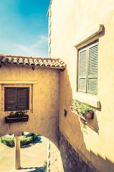 Italie venise cru café architecture