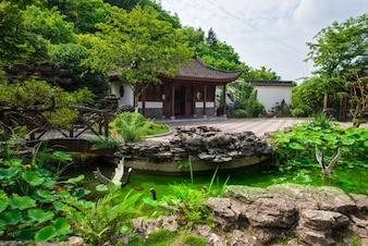 Vieille porte vecteurs et photos gratuites for Jardin chino