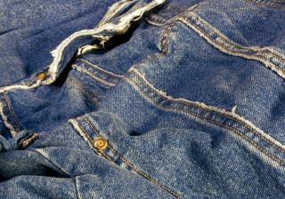 Jeans, de la mode