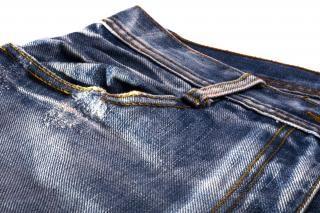 Jeans, la couleur