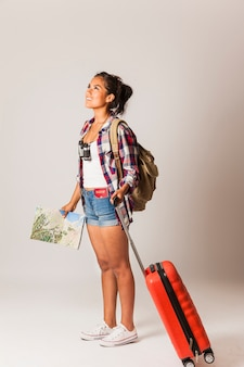 Jeune femme cherche appartement