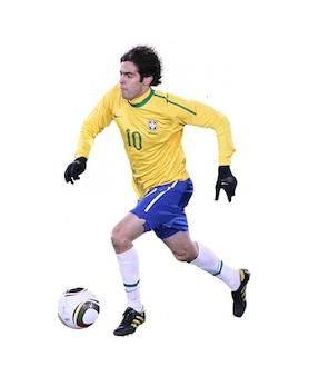Kaka, le Brésil l'équipe nationale