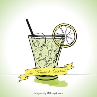 La fraîcheur cocktail