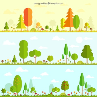 La nature saisonnière