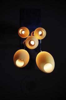 Lampe cinq ampoules