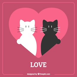 Les chats aiment