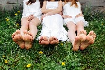 Les filles libre