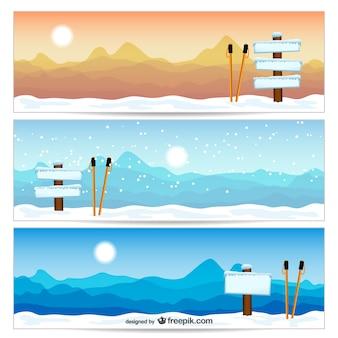 Les paysages de montagne