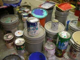 Pot de peinture vecteurs et photos gratuites - Recyclage pot de peinture ...