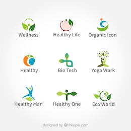 Logos organiques