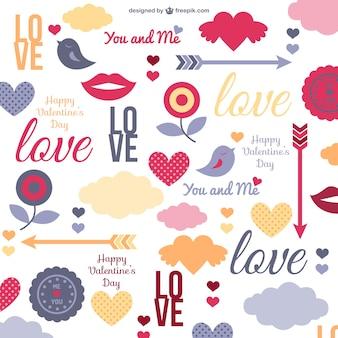 motif de l'Amour
