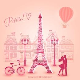 Lovers à Paris