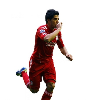 Luis Suarez, Liverpool Premier League