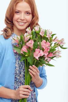 Magnifique bouquet de lys