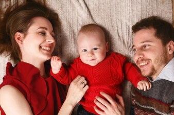 Maman émotion affection atmosphère paternelle