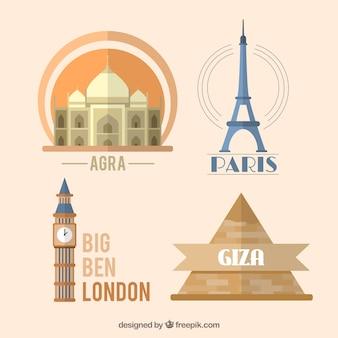 Merveilleux monuments