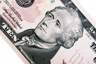 Modèle de groupe de dollar