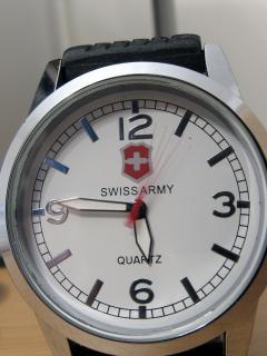 Montre, le temps