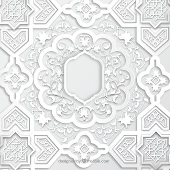 Mosaïque arabe