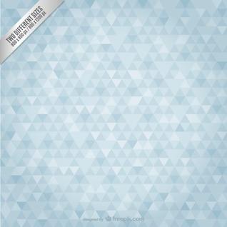 Motif de fond avec des petits triangles
