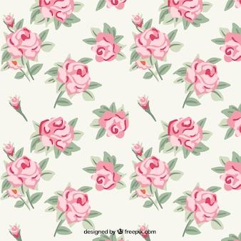 Motif Roses