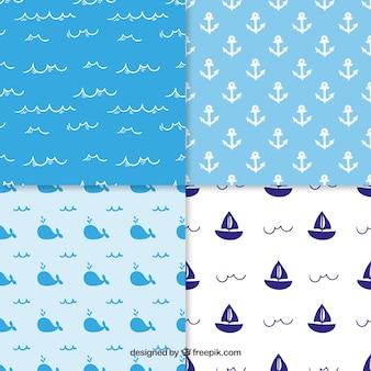 Motifs nautiques