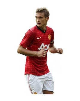 Nemanja Vidic man utd premier league