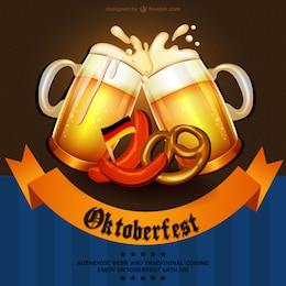 Oktoberfest tradition allemande